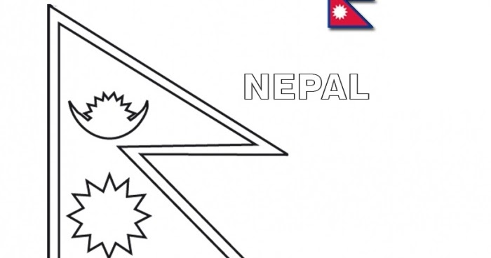 Nepal Coloring Pages