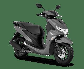 Yamaha FreeGo 125  S Verison Matte Grey