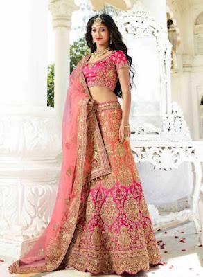 Stunning-indian-bridal-lehenga-choli-designs-that-bride-must-have-8
