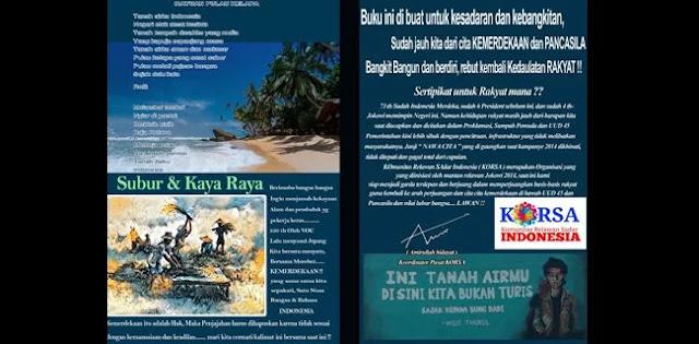 Tulis Buku Kebohongan Jokowi, Kader Muhammadiyah Ini Tidak Takut Diperkarakan