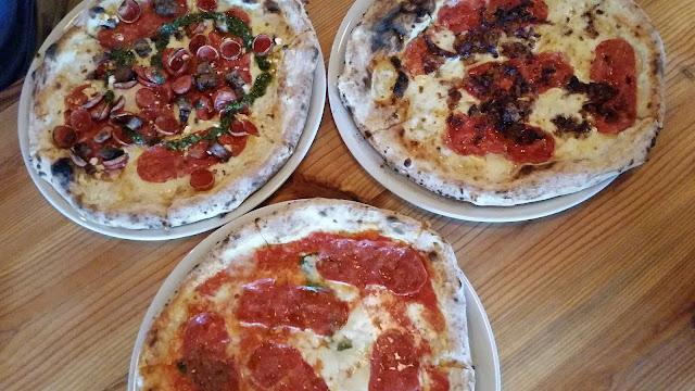 Cane Rosso Austin  pizza