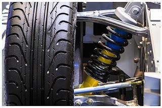adanya sebuah komponen peredam kejut atau yang biasa disebut dengan shock absorber atau d Deteksi Dini Kerusakan Shock Absorber Mobil