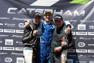 l-r James Murphy p2, ME! P1! and Tom Allen p3