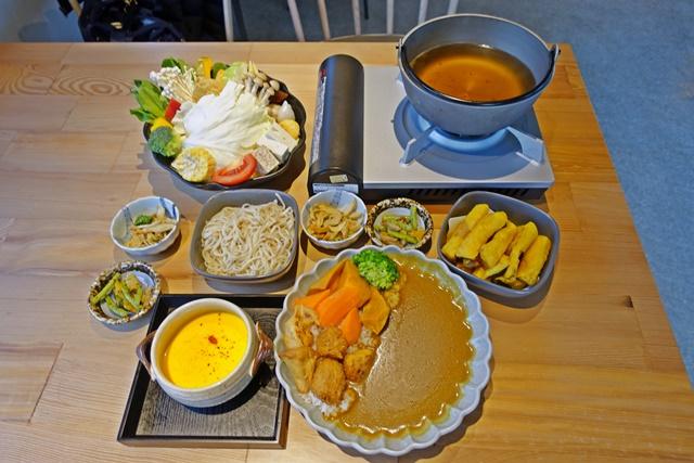 慈音山莊景觀餐廳~臺北文山區素食 - 小品~就是愛旅行