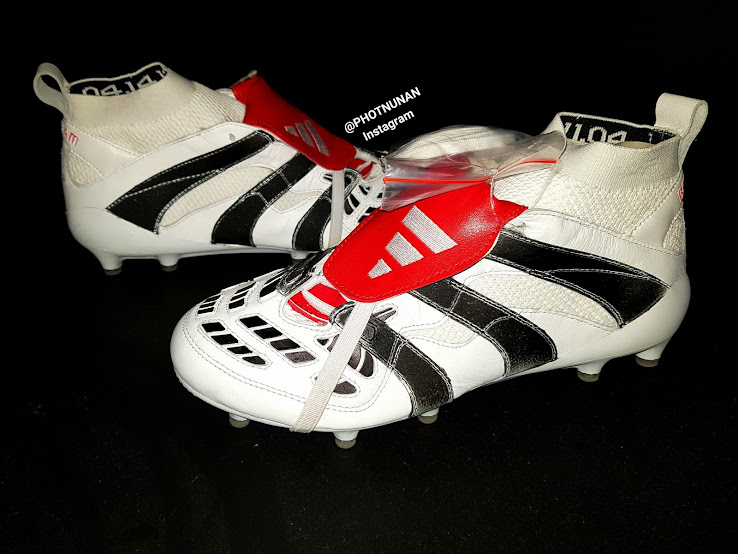 47fe199559197 reduced adidas launch the predator 18 deadly strike 04817 1aa3a  sweden  better than adidas whiteout one boot fanatics create custom 62673 0ebf6