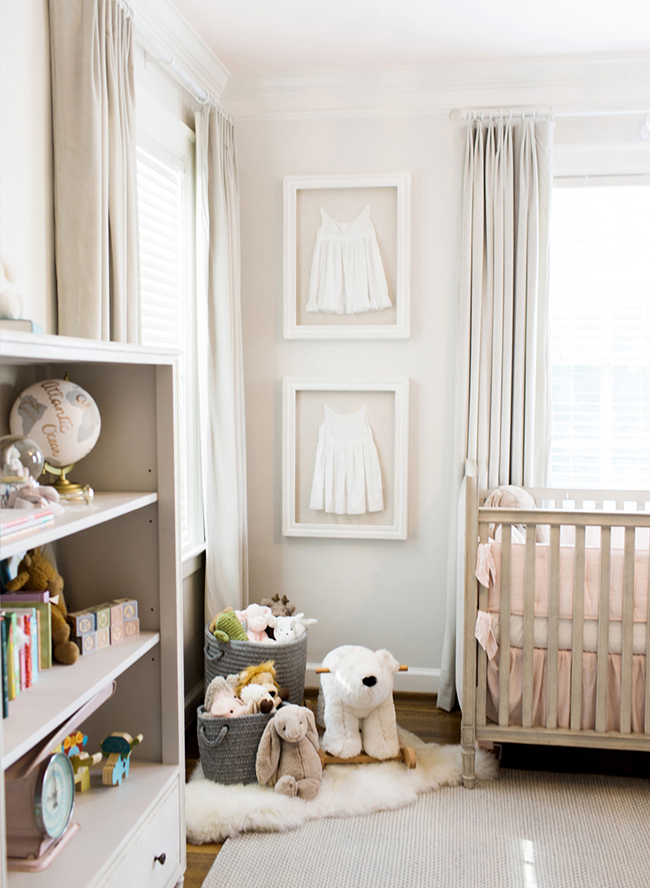 Baby Room Accessories: 15 Soft And Feminine Baby Girl Nursery Ideas