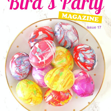 Bird's Party Magazine | Easter Edition 2017