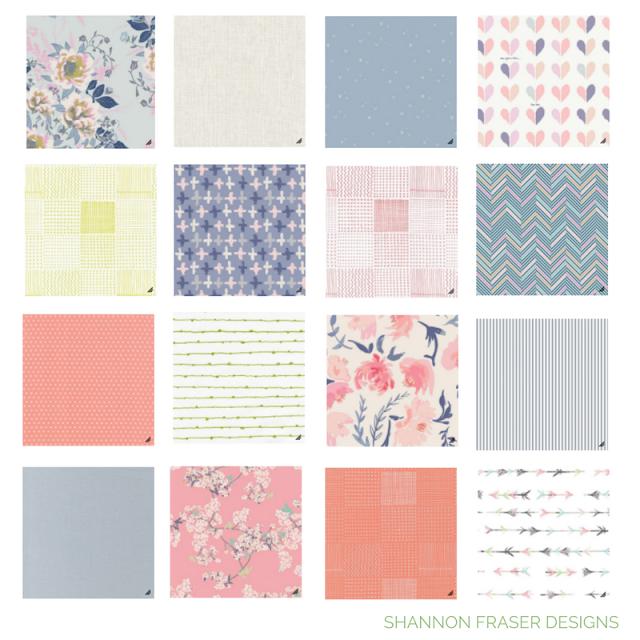 Stash Fabrics Design Star Challenge | Round 1 | Shannon Fraser Designs | Quilting Cotton | Designer Fabrics |