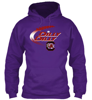 Dilly Dilly South Carolina Gamecocks Hoodie
