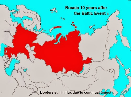 Russian Empire Included The 118