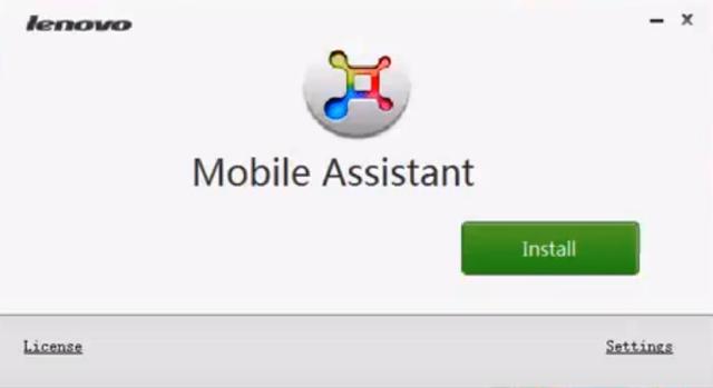 Mobile Assistant Lenovo для ПК на Русском - Ced-Septik