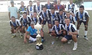 Juventus de Sobrado é Campeão do Campeonato Sobradense 2018 ; Veja as fotos.