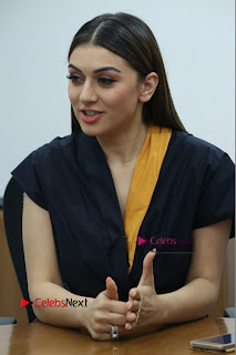Actress Hansika Motwani Latest Pos at Bogan Movie Press Meet  0023.jpg
