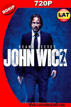 John Wick Capitulo 2 (2017) Latino HD BDRIP 720p ()
