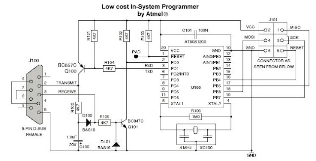 How To Make Universal AVR Programmer