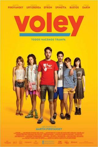 Voley [2014] [DVDR] [NTSC] [Latino]