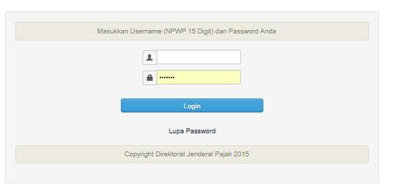 Cara meminta Nomor Seri Faktur Pajak Online