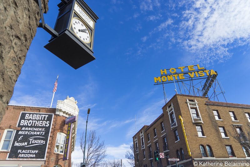 Babbitt Brothers Building and Hotel Monte Vista Things to Do in Flagstaff in One Day
