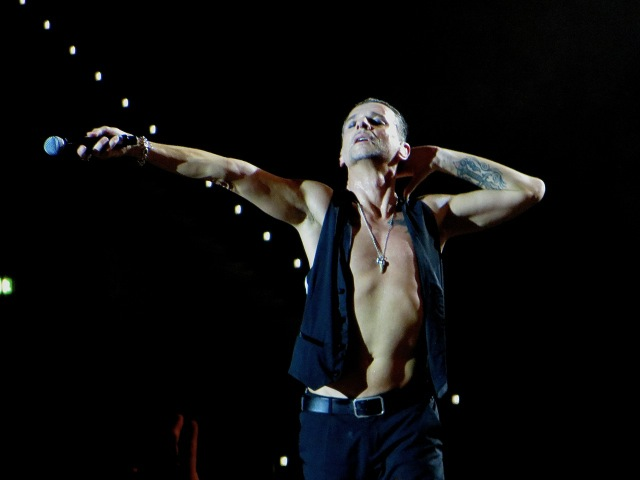 Depeche Mode Düsseldorf 050713