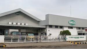 Loker Kawasan Pabrik Ejip PT.PATCO ELEKTRONIK TEKNOLOGI VIA POS