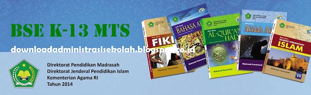 Buku Akidah Akhlak Kelas 8 Kurikulum 2013 Mts (Buku Guru dan Siswa)
