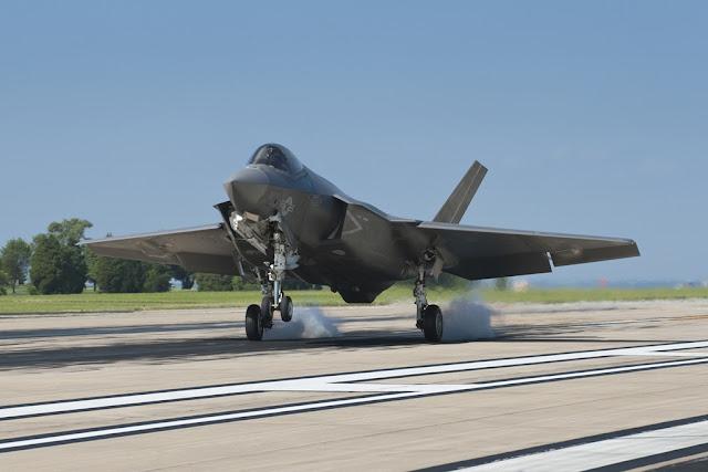 NAVY F-35Cs TO TRAIN AT NAS KEY WEST