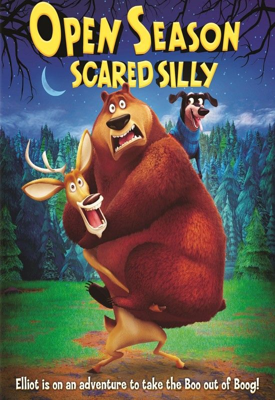 Nonton Film Open Season: Scared Silly (2015)