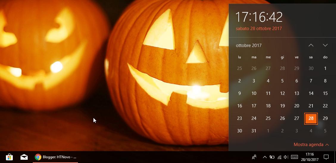 Fluent-calendario-Windows-10
