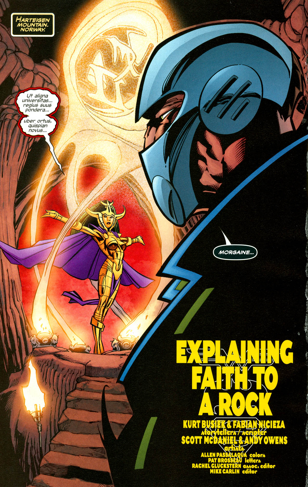 Read online Trinity (2008) comic -  Issue #26 - 21
