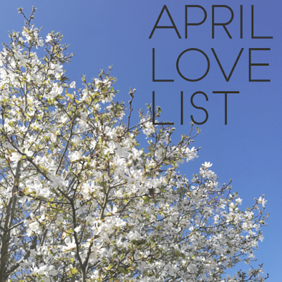 April Love List