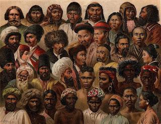 ras manusia