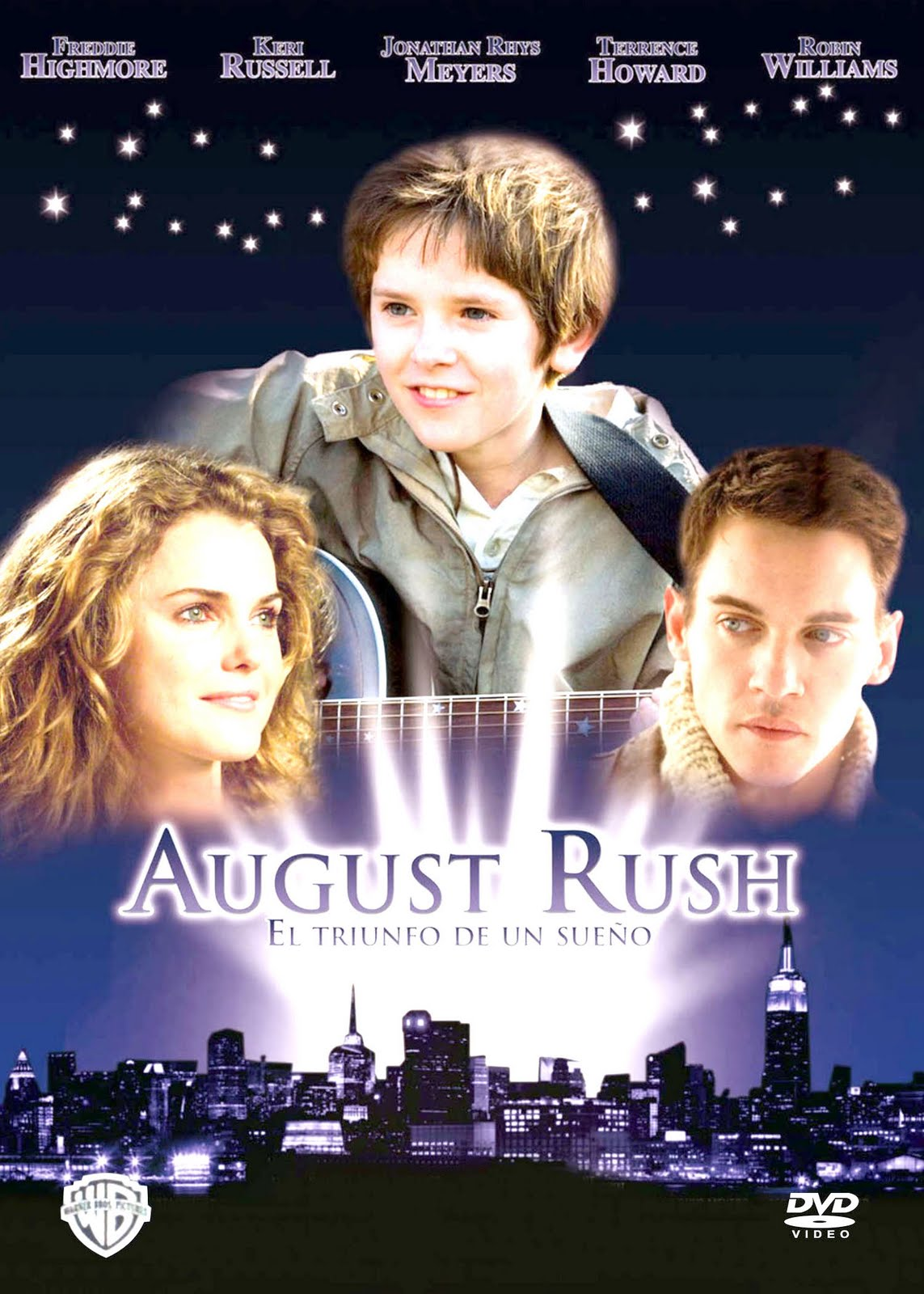 Jonathan Rhys Meyers Wallpaper August Rush Wallpaper