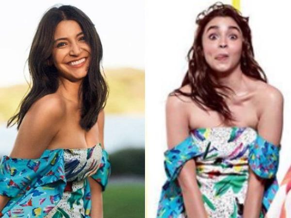 Anushka Sharma Copied Alia Bhatt's Dress