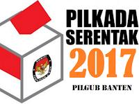 Pilgub Banten 2017: Hasil Hitung Cepat / Quick Count