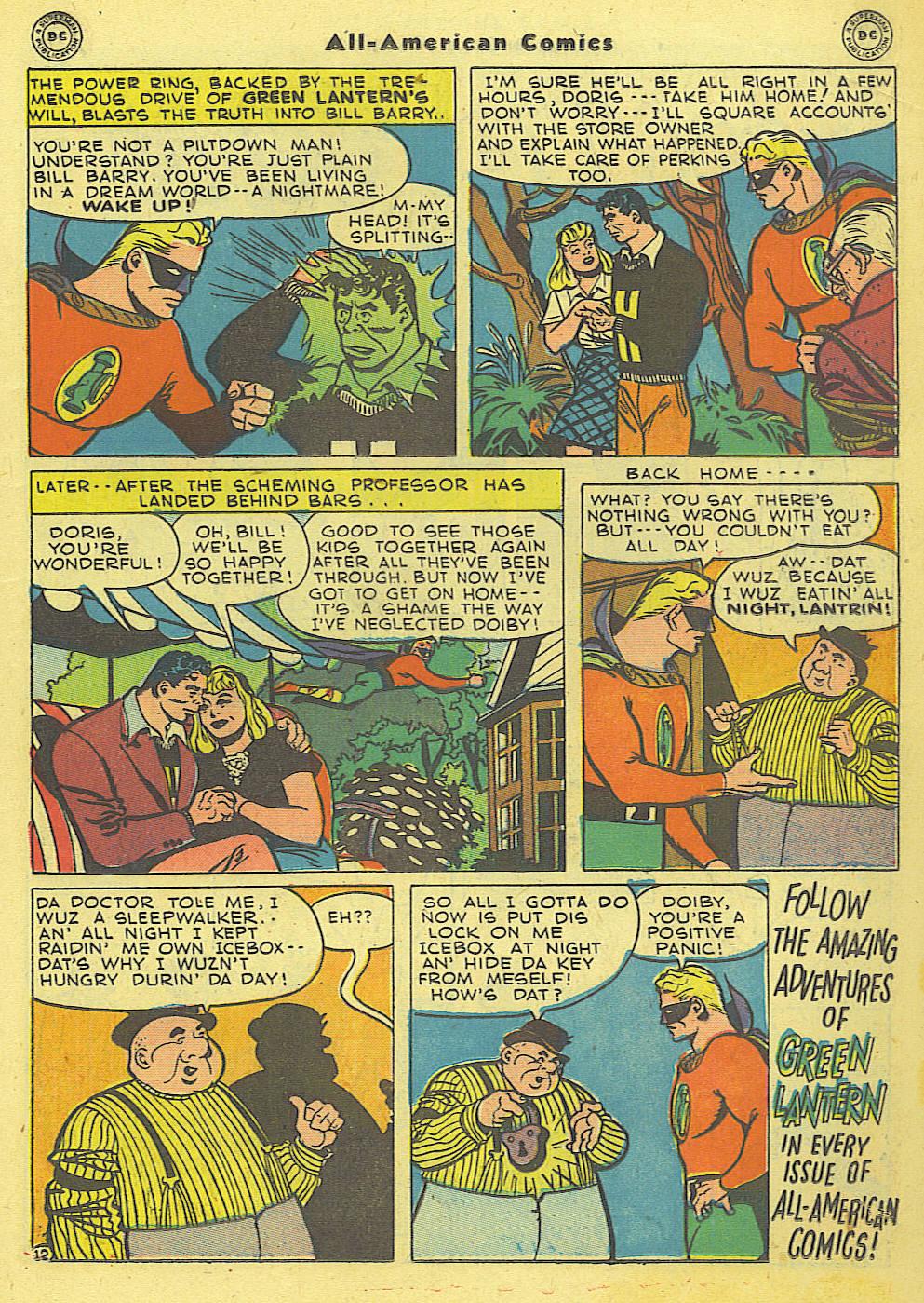 Read online All-American Comics (1939) comic -  Issue #83 - 21