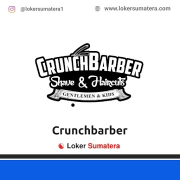 Lowongan Kerja Palembang: Crunchbarber Mei 2021