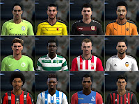 Option File PES 2013 untuk PESEdit 6.0 dan SUN Patch 5.0 update 24-08-2016