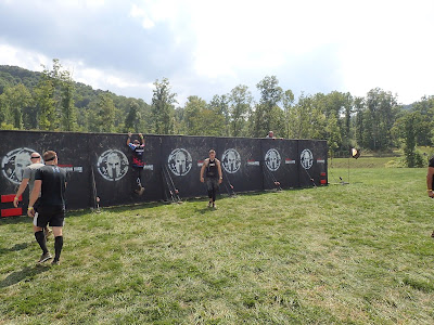 Spartan Race 8 foot Wall