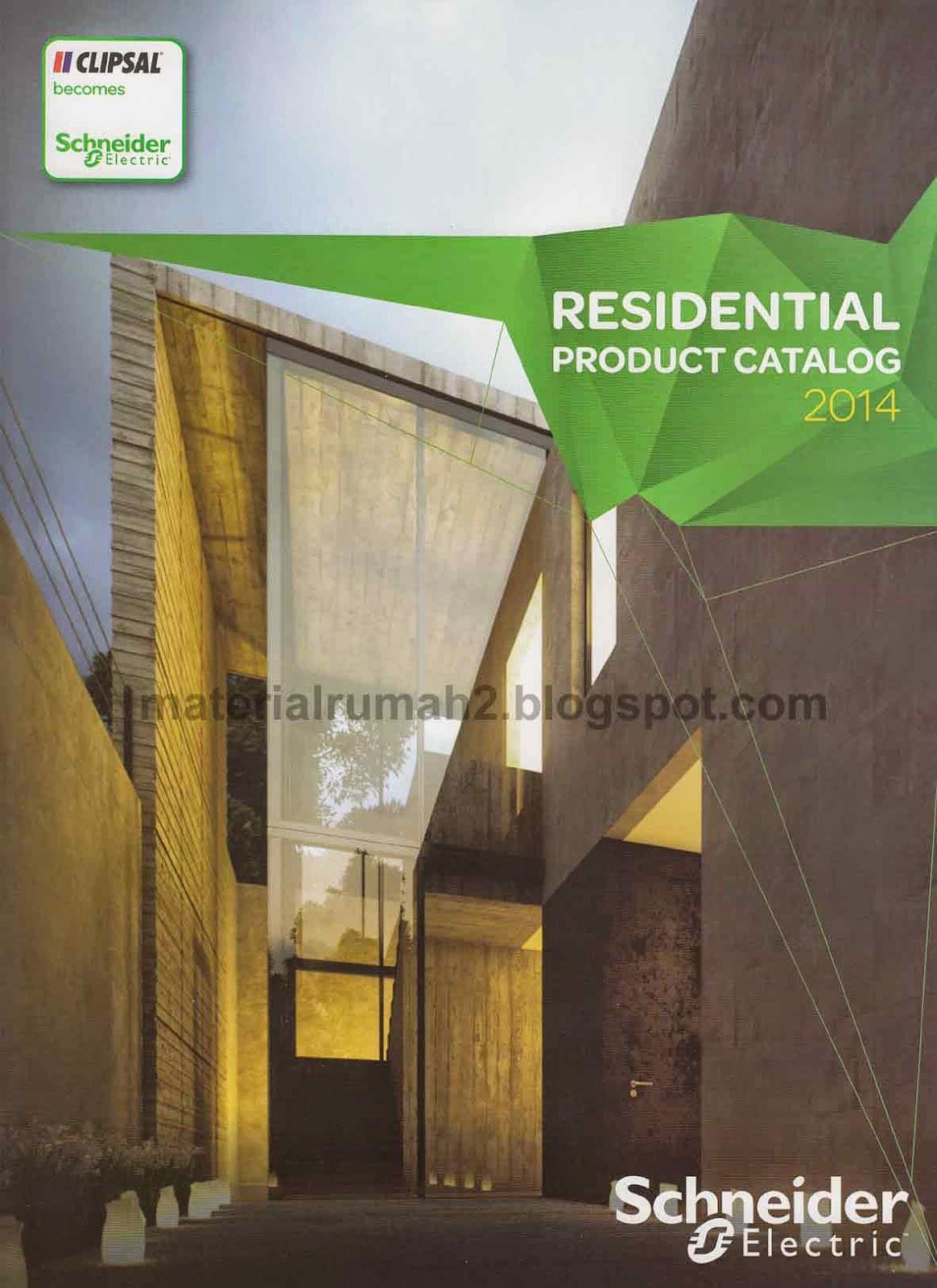 Katalog Produk SCHNEIDER ELECTRIC
