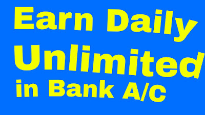earn daily unlimited cash