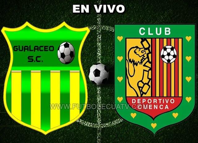 Gualaceo se enfrenta al Deportivo Cuenca en vivo desde las 19:30 horario determinado por la comitiva a jugarse en el Estadio Alejandro Serrano Aguilar por los 16avos ida de la Copa Ecuador, siendo el juez principal Wellington Arauz con emisión del medio autorizado El Canal del Fútbol.