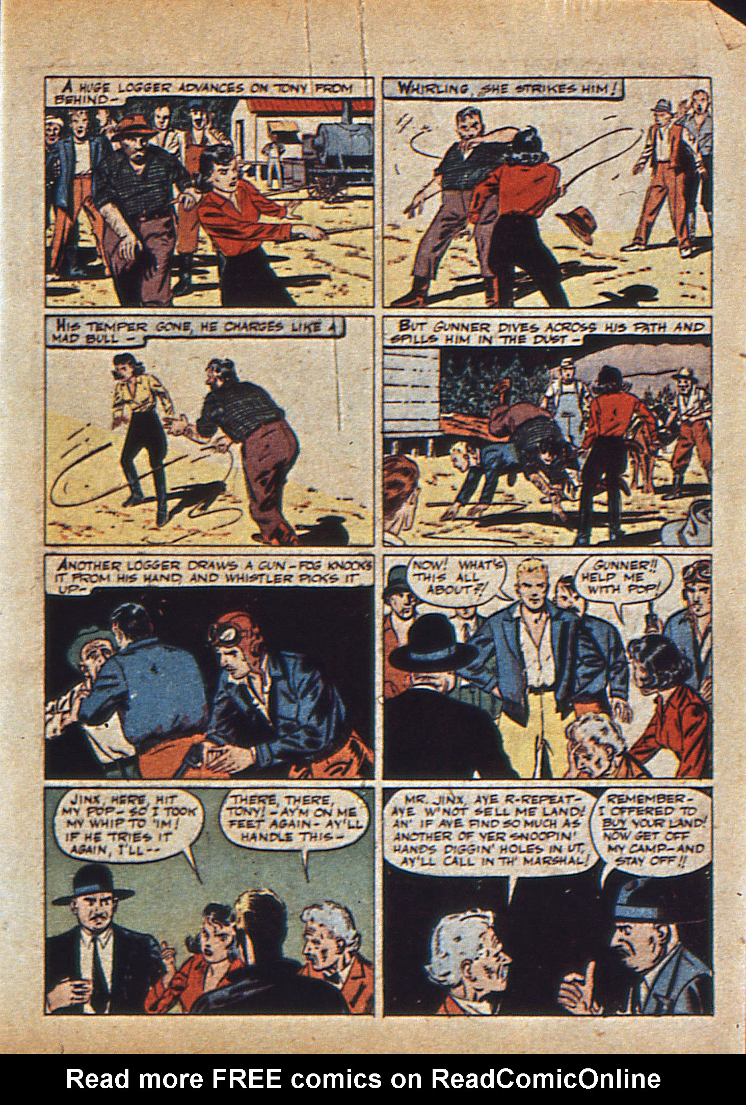 Read online Action Comics (1938) comic -  Issue #21 - 49