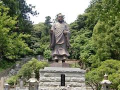 妙本寺日蓮像
