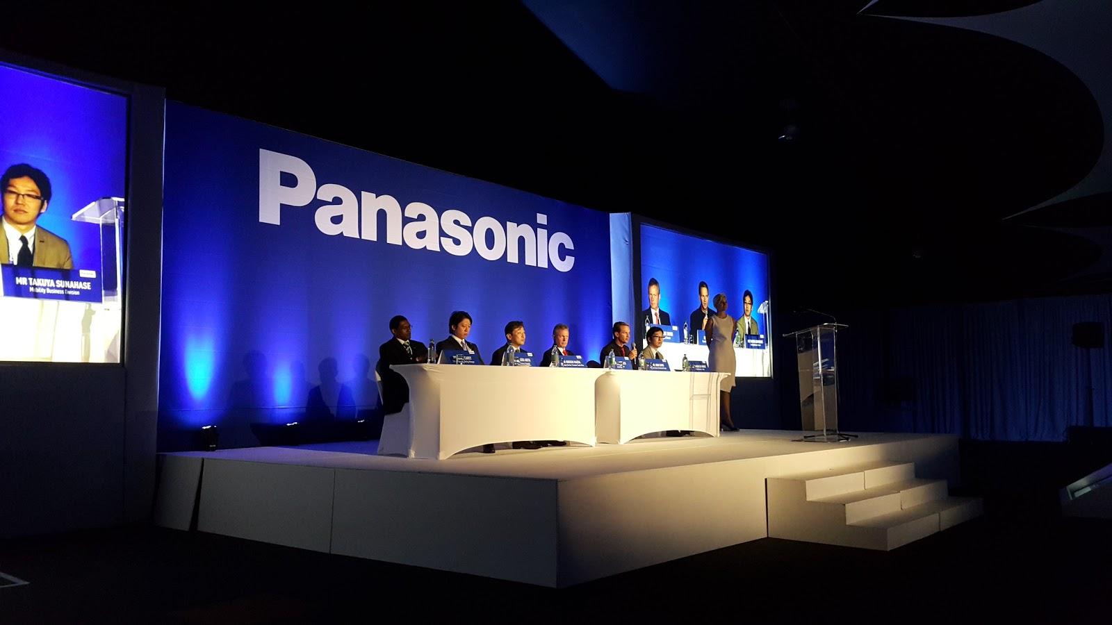 Panasonic Q and A session 2016