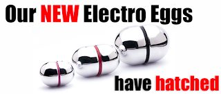 E-Stim Systems Electro Eggs