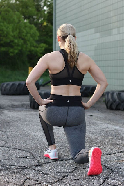 lululemon sun-setter-bra train-time-tights
