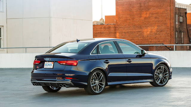 The Next 2017 Audi S3 With Fresh Featured back view