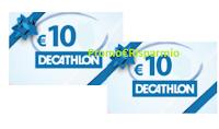 Logo Lines : gioca e vinci 550 card Decathlon da 10€
