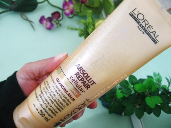 Absolut Repair Cleansing Balm L'Oréal