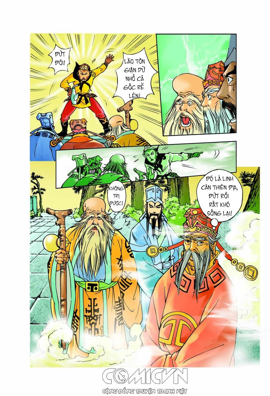 Tây Du Ký màu - Chapter 51 - Pic 5